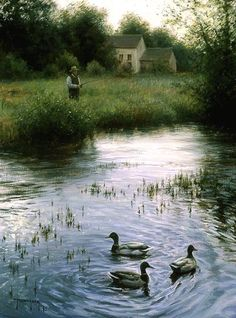 Peaceful Evening - Robert Duncan