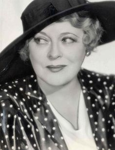 """The photo """"Mary Boland"""" has been viewed 166 times. Hollywood Fashion, Hollywood Actresses, Classic Hollywood, Actors & Actresses, Famous Photos, Famous Faces, Golden Age Of Hollywood, Hollywood Stars, Classic Movie Stars"""