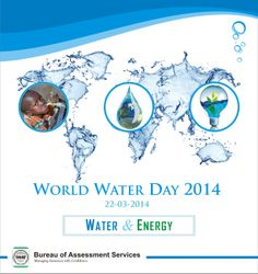 World Water Day 2014 : Water & Energy