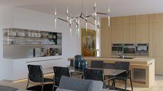 Proyecto 01 3D de interiorismo para vivienda unifamiliar situada en Las Rozas, Madrid alfonsoperezalvarez.com