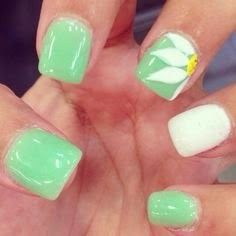 Cute Nail Art Ideas for Spring 2015