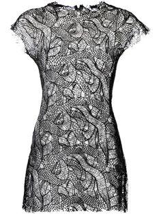 TODD LYNN - Ahearn lace top 6
