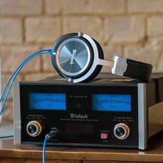 """I was always big fan of McIntosh #mcintosh #audio #audiophile"""