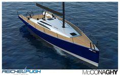 Reichel/Pugh Yacht Design · 49′ Cruiser / Racer