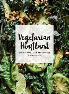 Excited for this coobkook! Chocked full of meat-free cozy vegetarian recipes for all types of cooks! Vegetarian Heartland: Plant-Based Recipes from the Midwest: Shelly Westerhausen: 9781452154701: http://Amazon.com: Books