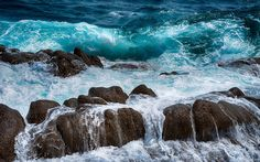 Ocean-Rocks-Sea-Foam-Surf-WallpapersByte-com-3840x2400.jpg (3840×2400)