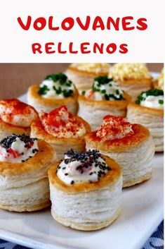 Comidas Light, Brunch, Recipe For 4, Canapes, Tasty Dishes, Finger Foods, Food Inspiration, Holiday Recipes, Buffet