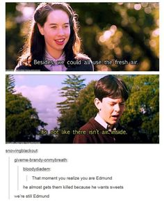 We're all Edmund