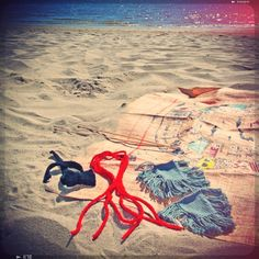 Jeux de plage 3 trendy accessoires dans un kit