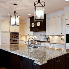 Cream Colored Kitchen Cabinets Design Ideas, Pictures, Remodel, and Decor - page 8