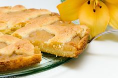 The apple pie of great-grandmother Tanta – Daily Recommendations Vegan Apple Cake, Apple Pie, Apple Desserts, Easy Desserts, Apple Cake Pops, Apple Cakes, Sweet Recipes, Cake Recipes, Lemon Cream Cheese Frosting