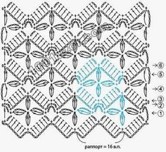 crochelinhasagulhas: Pontos de crochê