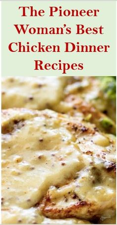 How to make The Best Chicken Dinner Recipes From Pioneer Woman, its take easy, healthy and deliciuos recipe. How to make The Best Chicken Dinner Recipes From Pioneer Woman, its take easy, healthy and deliciuos recipe. Yummy Chicken Recipes, Seafood Recipes, Steak Recipes, Healthy Chicken, Recipes Using Cooked Chicken, Chicken Recepies, Meatloaf Recipes, Gluten Free Recipes For Dinner, Dinner Casserole Recipes