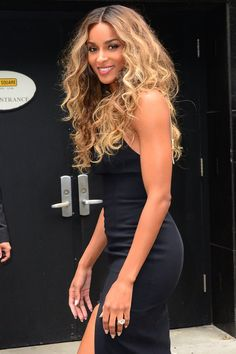 Pin for Later: Ciara's Curves — and Giant Engagement Ring —Will Nearly Knock You Out