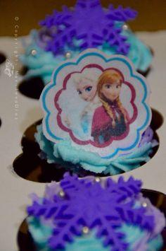 Frozen Cupcakes !