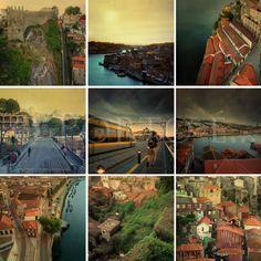 o Porto é... verão tardio