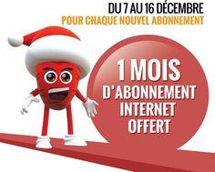 Nautile, vous propose de bénéficier d'un mois d'internet gratuit pour tout nouvel abonnement. Attention le 16 décembre il sera trop tard :)