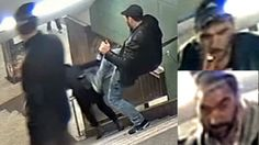 UNCENSORED: Migrant Gang kicks German Girl down Stairs - Official Berlin...
