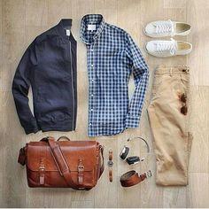 Combo para se inspirar #modamasculina #itboy #moda #homem @moda.homem