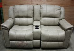 Lambright Superior 58 Quot Wall Hugger Rv Recliner Loveseat