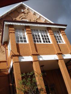 Madagascar - Pavillon de l'Emyrne - Antananarivo