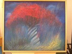 Deszczowe drzewo Joanna Brzostowska