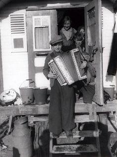 Zigeuner jongetje