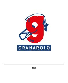 The Granarolo logo - History and evolution Italian Logo, Letter G, Red Background, Two By Two, History, Logos, Fictional Characters, Logo, Museum