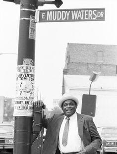 Willie Dixon, Chicago, 1989. by David Gahr