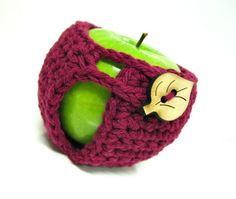 Apple Cozy in Burgundy by MontanaDaisyGirl on Etsy,