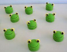 Sapo Pepe   Bombones decorados paso a paso