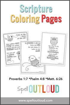 3 Free Scripture Col