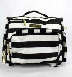 Ju Ju Be Legacy BFF Baby Diaper Bag Backpack w Changing Pad The First Mate #JuJuBe