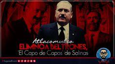 Atlacomulco ELIMINÓ a Beltrones, 'El Capo de Capos' de Salinas