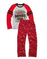 Hanes X-Temp Little Boys 2 Piece Thermal Underwear /& Tote Gift Set