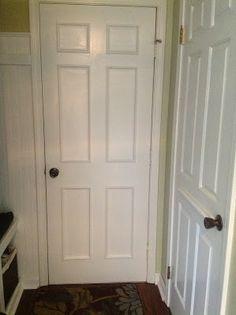 Same Door, New Look. Raised Panel ...