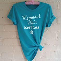 Mermaid Shirt. Mermaid Fashion. Glitter Gold Mermaid T-Shirt 560fd59b1204