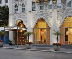 Hotel Adagio, Autograph Collection  | Frameline San Francisco International LGBT Festival