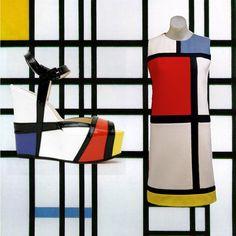 It seems like it should be easy to emulate Mondrian. It's harder than it looks.