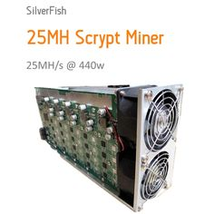 Get Discount [SOLD OUT] Scrypt Miner Asic Miner Sliver Fish Litecoin Miner for Scrypt Mining Substitution of Terminator Network Tools, Coin Market, Computer Build, Fishing, China, Big, Outdoor, Collection, Ideas