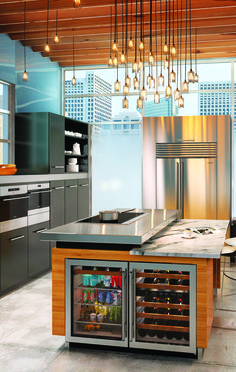 Discover a new way to shop for kitchen appliances - the Sub-Zero and Wolf Living Kitchen at Abt. View complete kitchen vignettes, get hands on with the products, and see what works best for you. Click to learn more