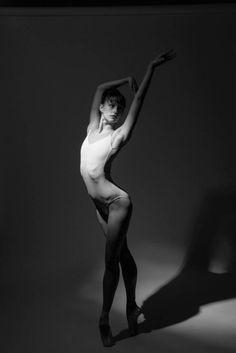 Ballerina Katie Martin
