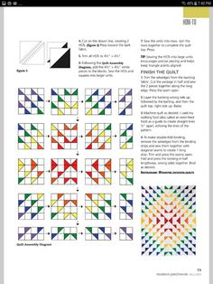 Rain boom quilt 2 Scrap Quilt Patterns, Sewing Patterns, Quilting Tips, Quilting Designs, Half Square Triangle Quilts Pattern, Charm Quilt, Rainbow Quilt, Traditional Quilts, Flying Geese