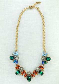 Vintage-inspired Honeybee Statement Necklace 26,90 € #happinessbtq