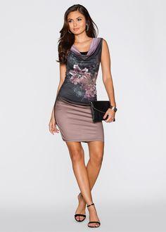 La robe matière T-shirt, BODYFLIRT