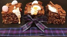Tweed Yourself Highland cow | Easter Rocky Road