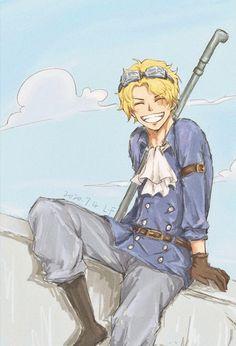Sabo One Piece, One Piece Crew, I M Gonna Be, 0ne Piece, One Piece Pictures, One Piece Fanart, Chief Of Staff, Good Manga, Handsome