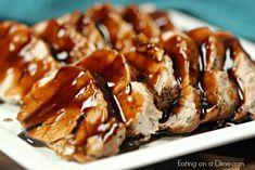 Try Pork Tenderloin Pressure Cooker Recipe for an amazing meal in minutes.The glaze on Instant pot balsamic pork tenderloin recipe is so tasty.Try it today!