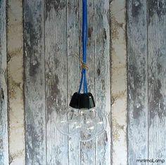 Lampa LOFT- kolorowy kabel KOMIKS'owo industrial (5733708329) - Allegro.pl - Więcej niż aukcje.