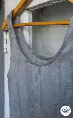 Renfrew #2     Made by Marion Athletic Tank Tops, Pattern, Handmade, Shirts, Women, Fashion, Moda, Hand Made, Fashion Styles